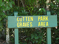 Cutten Park Graves Area